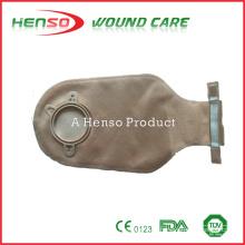 HENSO 2 Stück Drainable Beutel mit Twist-Bindung Verschluss