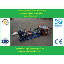 * Soudeuse bout à bout de garnitures de tuyau de Sud250h HDPE de 63mm / 250mm