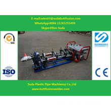 *63mm/250mm Sud250h HDPE Pipe Fittings Butt Welder