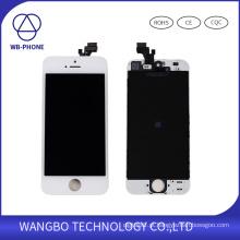 Tela do painel de toque do LCD para o conjunto do digitador da exposição de iPhone5g LCD
