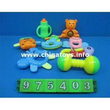Le plus nouveau jouet en plastique de jeu de cloche de bébé (975403)