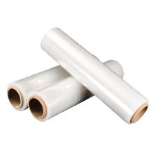 LLDPE Cast Transparent Paper Core 50cm PE Stretch Film Pallet Packing Film