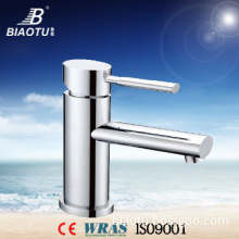 Cooper basin faucet with zinc alloy handle