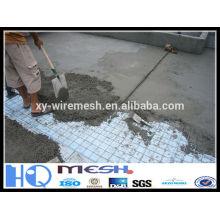 Panel de malla de alambre de seguridad o panel de malla soldada para la construcción