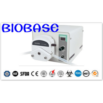 Biobase Basic Peristaltic Pump Bpp Series Controlled by Dual CPU
