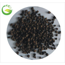 Engrais organique granulaire de Qfg avec NPK s'appliquent dans les fermes