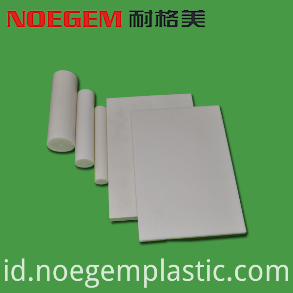ESD POM Beige color plastic Sheet