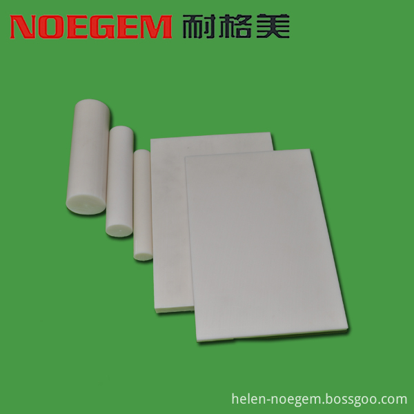 ESD POM Beige color plastic Sheet