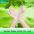 Clear Cheap Vinyl Industrial Glove