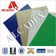 Good Weather Resistance Aluminum Composite Panels Interior Decoration