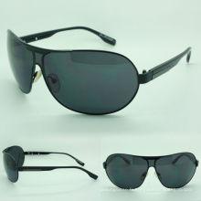 dernières lunettes de soleil en métal pour hommes (03131 c4-370)