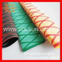 Beautiful Coloful Non-Slip Textured Heat Shrink Tube