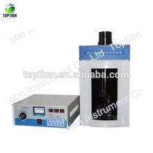Réacteur à ultrasons de proximité thermostatique de laboratoire de TOPT-1000D