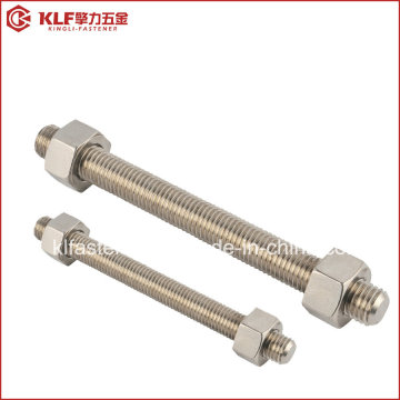 ASTM A193 Gr. B8 Threaded Rods