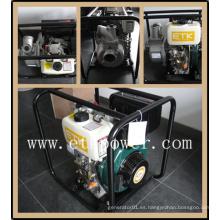 Bomba de agua diesel autoaspirante (DWP80)