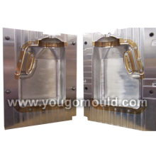 PE blowing mould (Aluminum alloy)