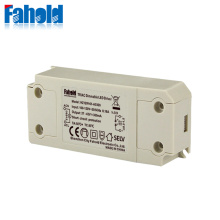 Driver LED dimmerabile Triac UL 12W 100-130 V CA.