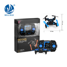 New Product 2.4G 6-AXIS Wifi 0.3MP Camera Portable RC Quadcopter RC Mini Pocket Drone