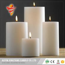 Свечи без слез столб с разных цветов