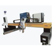 Prix de la machine de découpe en aluminium au plasma CNC à portique