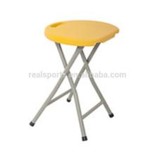 Fashion Portable Folding Stool Plastic New Picnic Plastic Folding Stool Chair