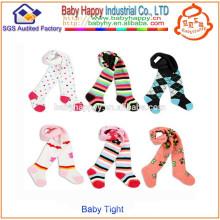 Heißer verkaufender Baumwolldruck neuer Babybeinwärmer