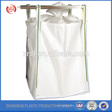 bulk bags stevedore strap - 1 ton large woven resin bags with two loop in loops