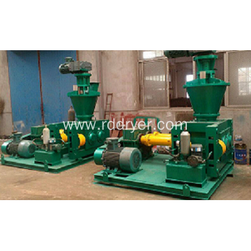 Organic fertilizer granulation machine