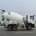 20 Cubic Concrete Mixer Truck Sales