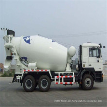 10 Cbm 6X4 Zement-Transport-LKW