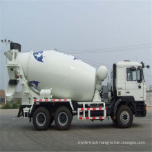 10 Cbm 6X4 Cement Transportation Truck