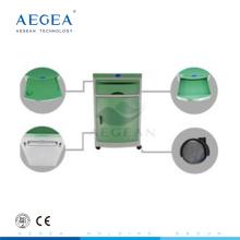 АГ-BC005D оснастить колеса ABS пластика больничные тумбочки