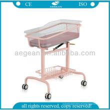AG-CB009 Ce & ISO ABS Material Kid Krankenhaus Kinderbett