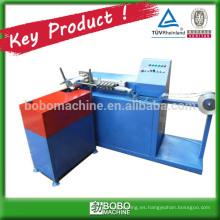Doble capa de aluminio flexible de la máquina de la serie PAD-300
