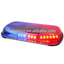 Аварийных автомобилей Mini привело свет бар