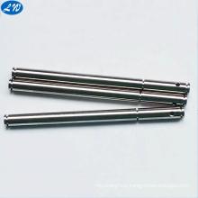 High speed CNC lathe turning machined steel shaft machining parts lathe