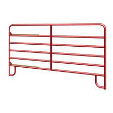 Panneaux à clôture en fer à cheval galvanisé