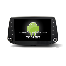Double Din car Gps/auto audio Gps/ Car stereo gps navigation with android Quad core for i30
