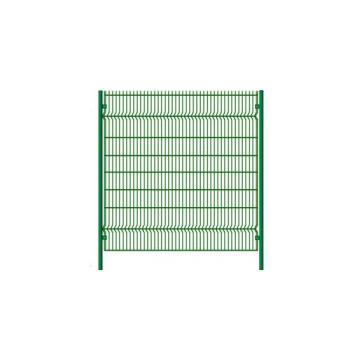 Αντιολισθητικός 358 Security Clearvu Wire Mesh Fence