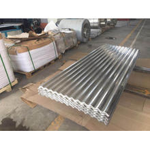 Hoja de aluminio prensado en stock