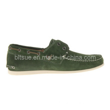 Leather Moccasin Shoes Boat Shoes for Men
