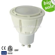 3.5w / 5w / 7w / 8w El alto lumen GU10 llevó la luz del punto CRI> 80 GU10 llevó la lámpara
