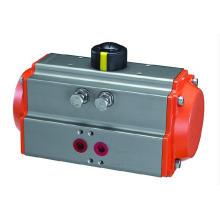 Pneumatischer Antrieb - Magnetventile können problemlos montiert ohne Verbindung Plank