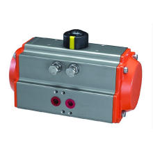 Pneumatic Actuator - Solenoid Valves Can Be Easily Mounted Without Connecting Plank