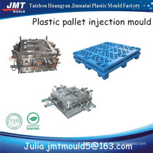 customized high precision well designed plastic pallet injection high quality mold manufacturer