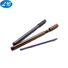 CNC machining fountain pen making
