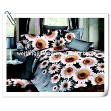 bed clothes 3d polyester fabric