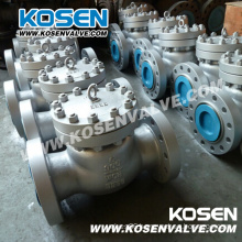 High Pressure Swing Check Valves