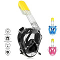 Wholesale factory customized cheap full face mask snorkel
