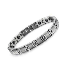 Дешевые титана велосипедная цепь, браслет,массовая ювелирные изделия цепь дизайн браслет,браслет роковой мода